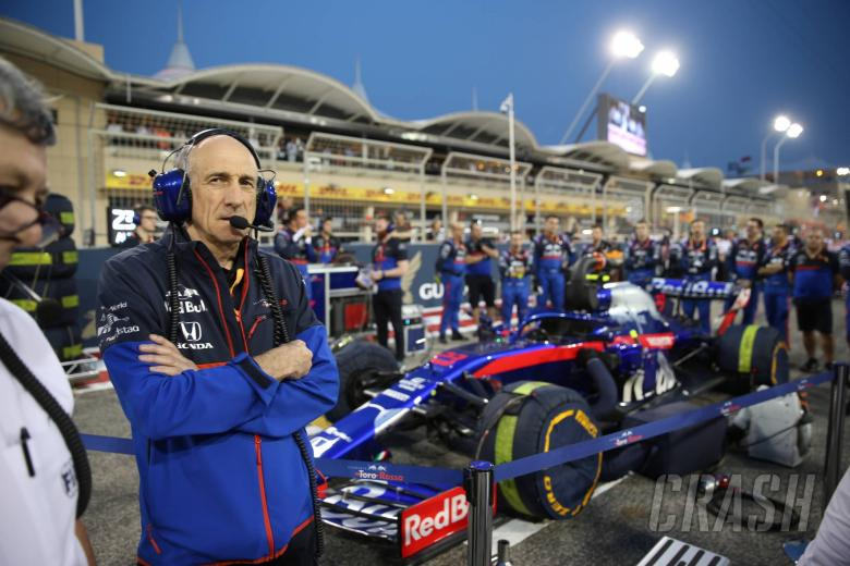 Complaints on F1 B-team model haven't done their homework – Tost