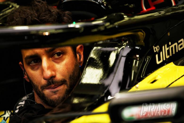 F1: Ricciardo: I haven't forgotten how to drive