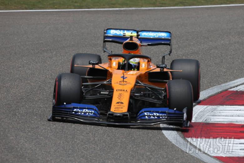 F1: McLaren's China qualifying struggles 'kind of expected'