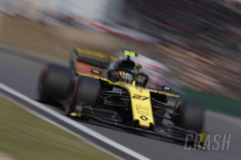 F1: Renault suspects another MGU-K failure for Hulkenberg