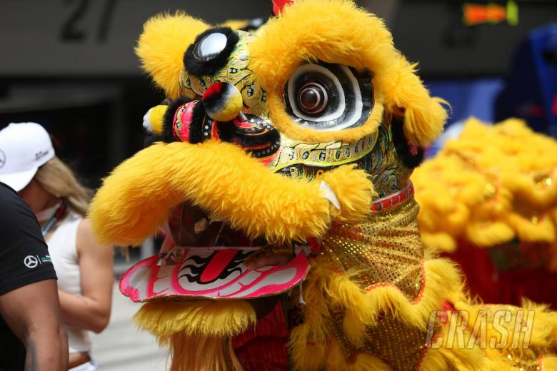 F1: F1 Paddock Notebook - Chinese GP Saturday