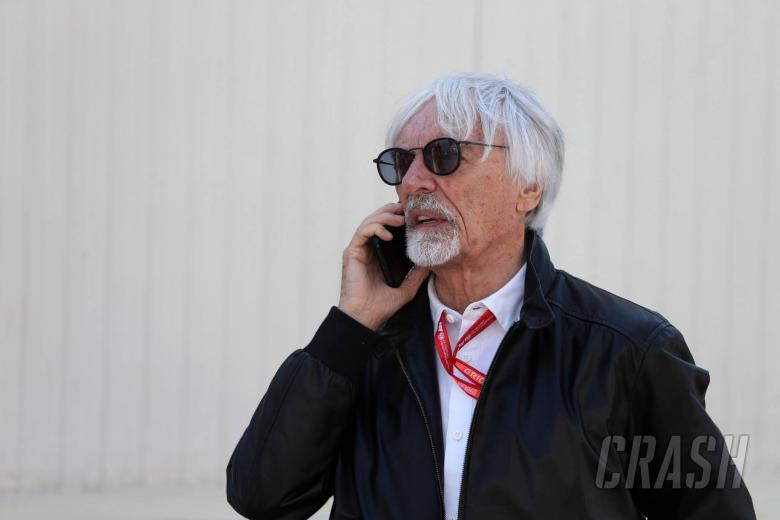 Tear up rulebook, stop telling drivers what they can't do - Ecclestone