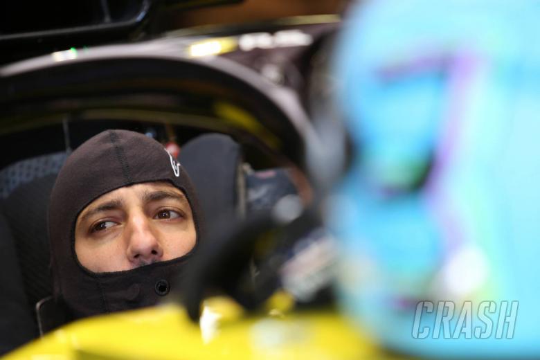 Ricciardo: Tidak ada penurunan motivasi meski Renault berjuang keras
