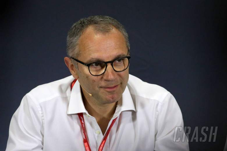Stefano Domenicali confirmed as Chase Carey's replacement as F1 CEO