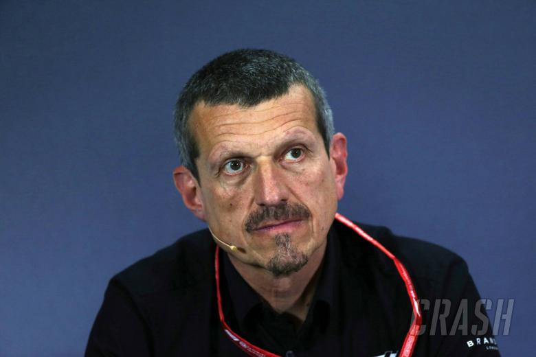 10.05.2019 - Press conference, Guenther Steiner (ITA) Haas F1 Team Prinicipal