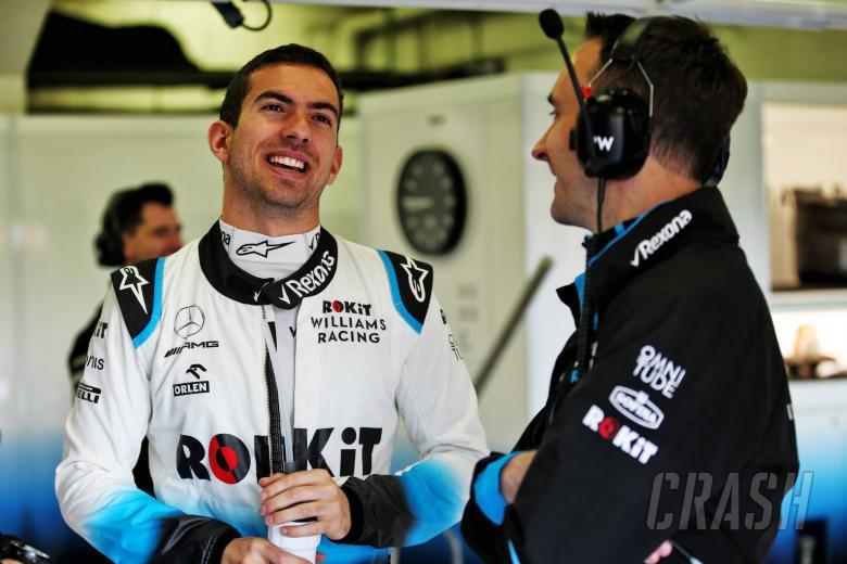 Latifi gets Williams F1 practice debut in Canada