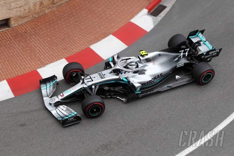 23.05.2019 - Free Practice 1, Valtteri Bottas (FIN) Mercedes AMG F1 W010