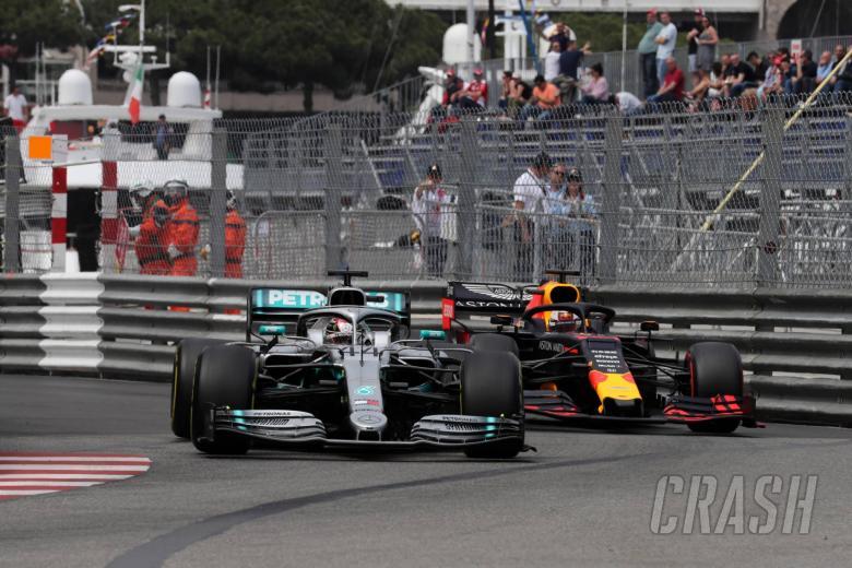 F1 2019 MONACO GP