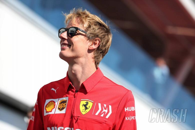 Dragon signs Hartley for 2019/20 Formula E season