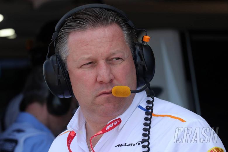 Batasan anggaran F1 'positif' untuk kemungkinan masuknya McLaren WEC
