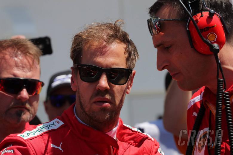 Vettel's Canadian GP F1 team radio outburst in full