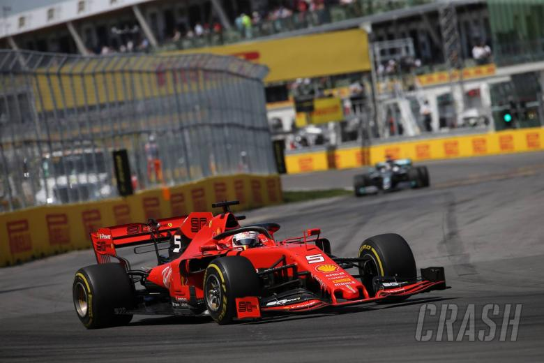 """Vettel had to """"freestyle"""" fuel-saving to make finish in Canada"""