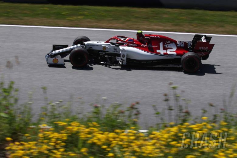 Alfa Romeo dipanggil ke pengurus FIA terkait suhu bahan bakar Giovinazzi