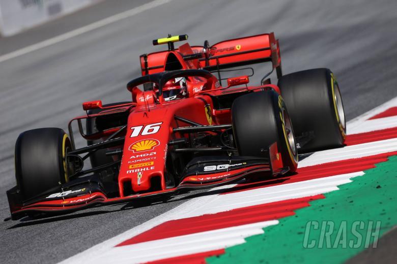 Leclerc closes out Austrian GP practice fastest