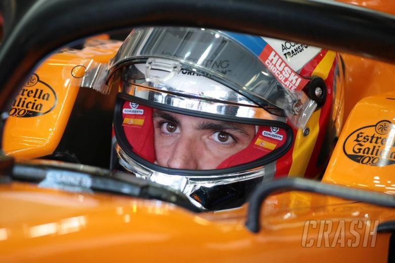 Sainz: Kualifikasi akan membosankan, balapan akan menyenangkan