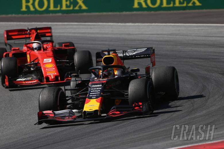 """Ferrari """"certainly not"""" interested in Verstappen"""