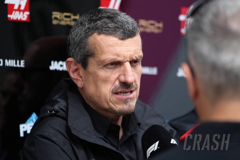 11.07.2019- Guenther Steiner (ITA) Haas F1 Team Prinicipal