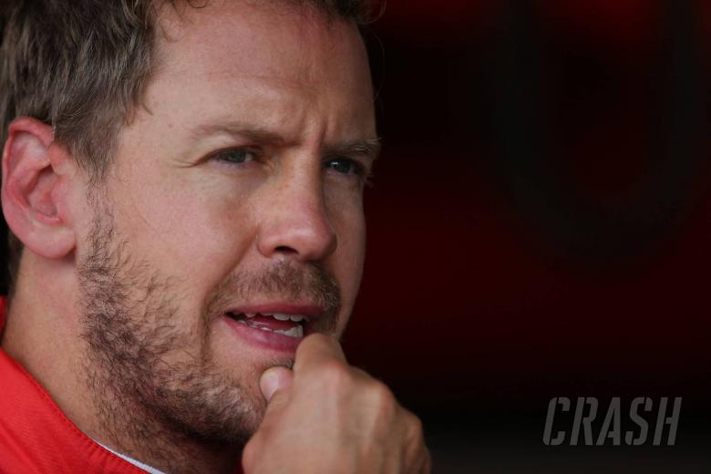 Vettel bemused by lack of British GP qualifying pace