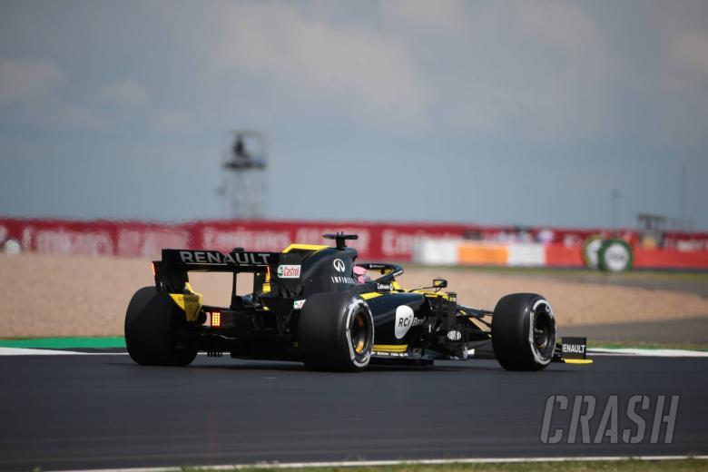 12.07.2019- free practice 2, Daniel Ricciardo (AUS) Renault Sport F1 Team RS19
