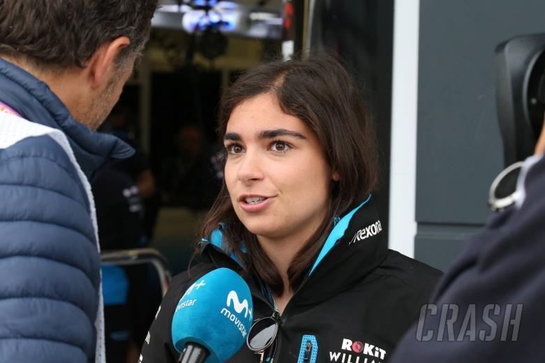 Chadwick handed bigger Williams F1 development role for 2021