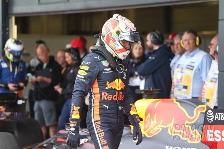 13.07.2019- Qualifying, Max Verstappen (NED) Red Bull Racing RB15