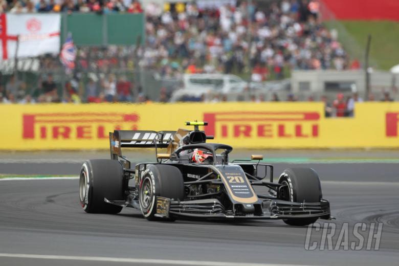 14.07.2019- Race, Kevin Magnussen (DEN) Haas F1 Team VF-19