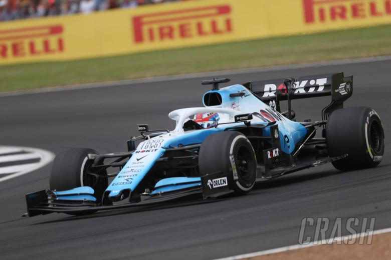 14.07.2019- Race, George Russell (GBR) Williams F1 FW42
