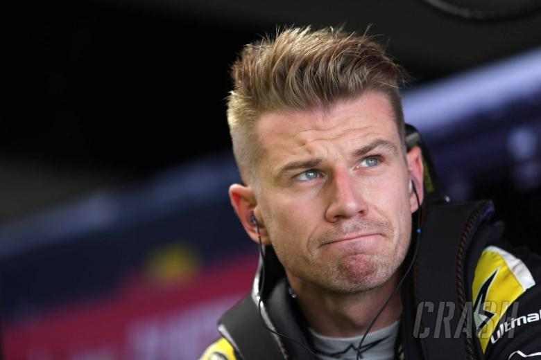 Haas confirms interest in Hulkenberg for 2020 seat