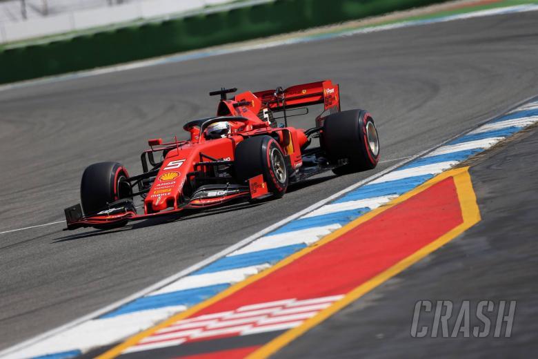 Vettel: Masih ada margin bagi Ferrari untuk melaju lebih cepat