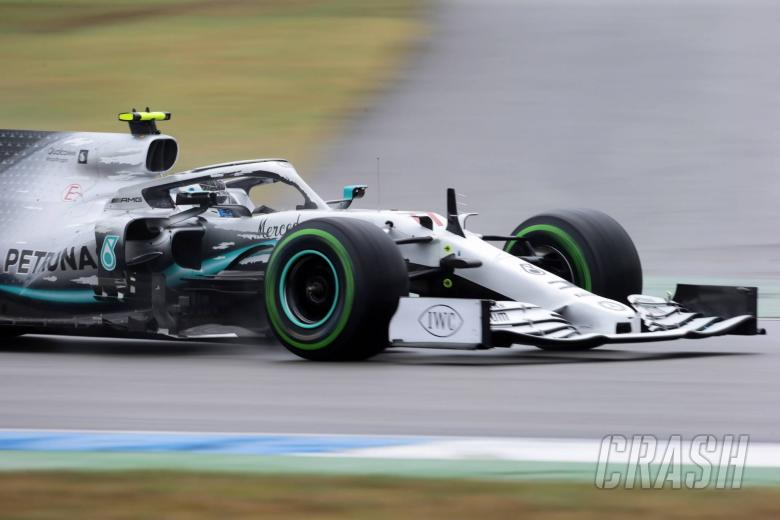 Valtteri Bottas has 'lots to learn' from costly German GP