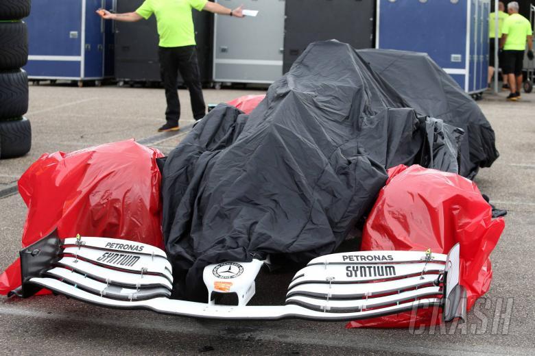 Bottas seharusnya finis kedua di GP Jerman - Wolff