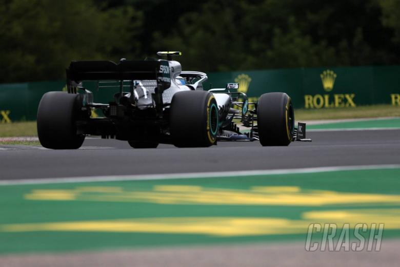 Bottas explains FP1 engine 'misfire' issue
