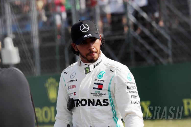 03.08.2019 - Qualifying, 3rd place Lewis Hamilton (GBR) Mercedes AMG F1 W10