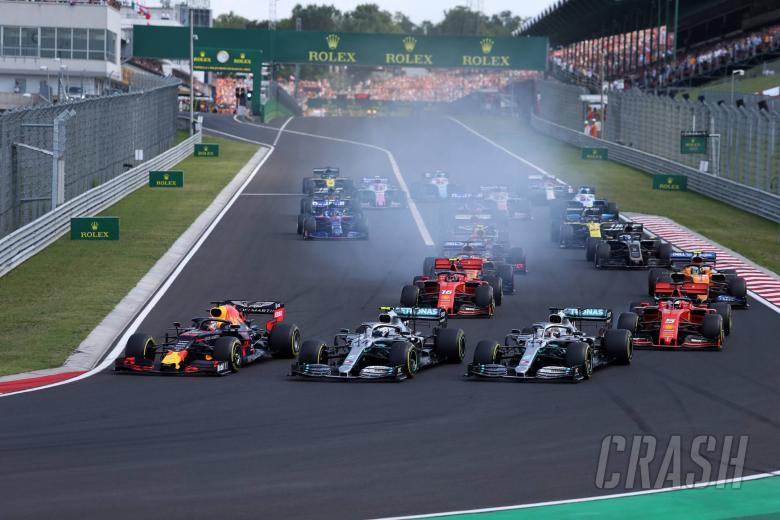 04.08.2019 - Race, Start of the race