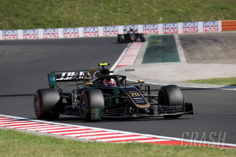 04.08.2019 - Race, Kevin Magnussen (DEN) Haas F1 Team VF-19
