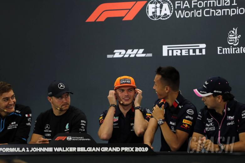 Verstappen eager to see how Albon performs at Red Bull