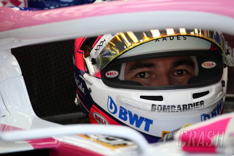 Perez: Racing Point engine issue 'doesn't look good'
