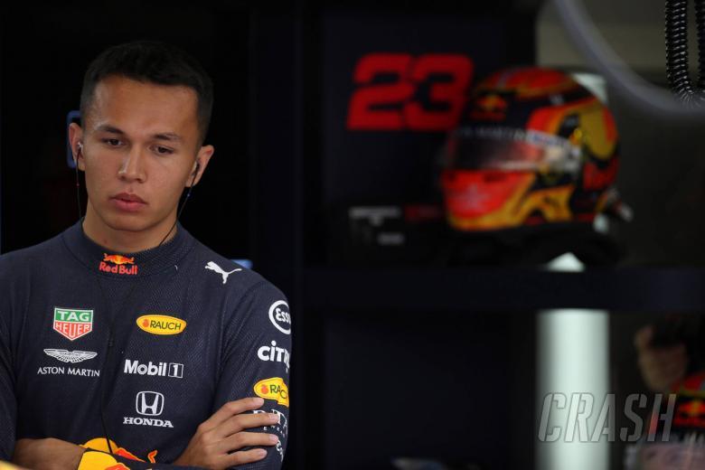 Horner tidak melihat risiko dalam promosi Red Bull Albon