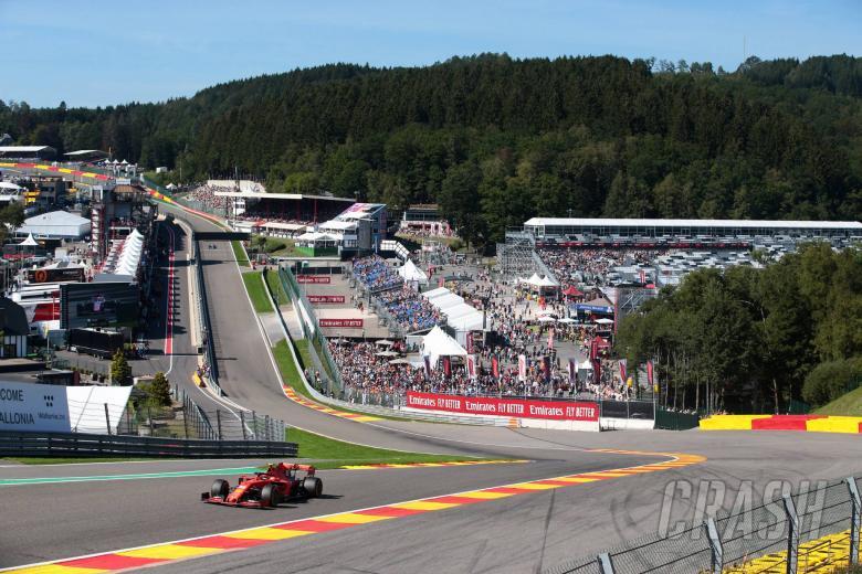 F1 Paddock Notebook - GP Belgia Jumat