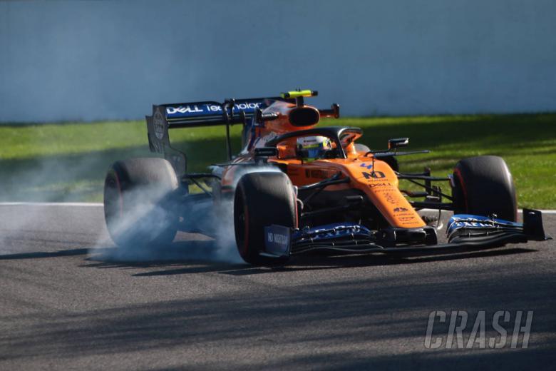Norris bemoans 'unluckiest' race of his career
