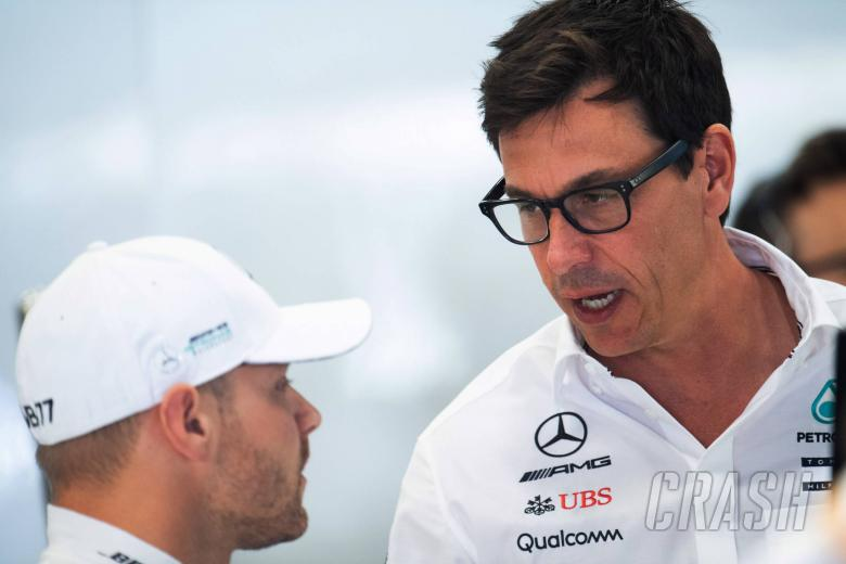 Wolff categorically rules out dropping Bottas mid-way through F1 2021