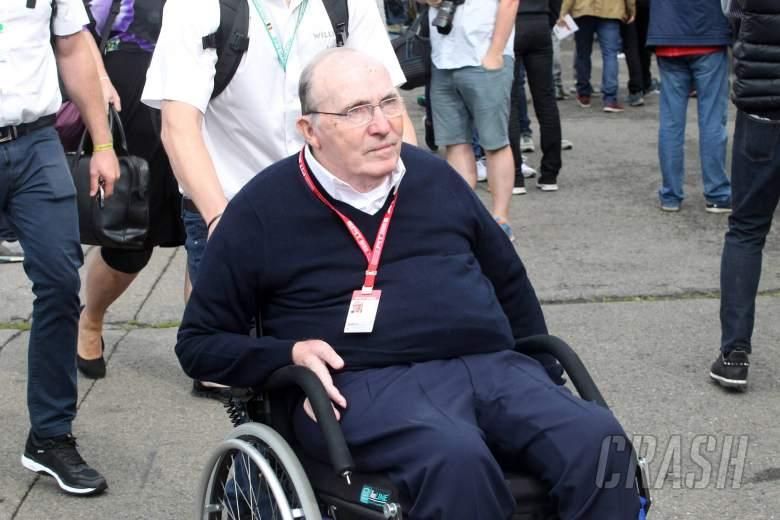 Sir Frank Williams keluar dari rumah sakit sebelum Christnas