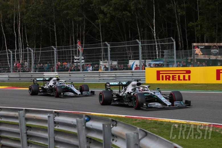 Bottas free to fight for wins despite points margin to Hamilton