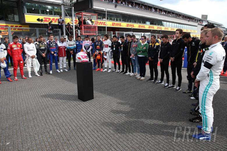 F1 Paddock Notebook - GP Belgia Minggu