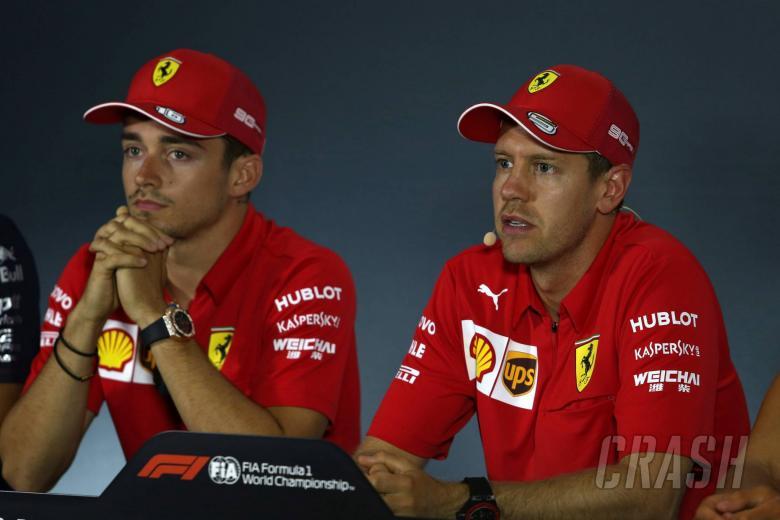 Leclerc: Hubungan dengan Vettel tidak berubah sejak Monza