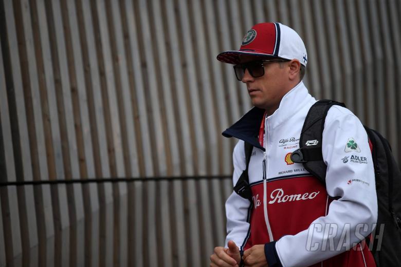06.09.2019 - Kimi Raikkonen (FIN) Alfa Romeo Racing C38