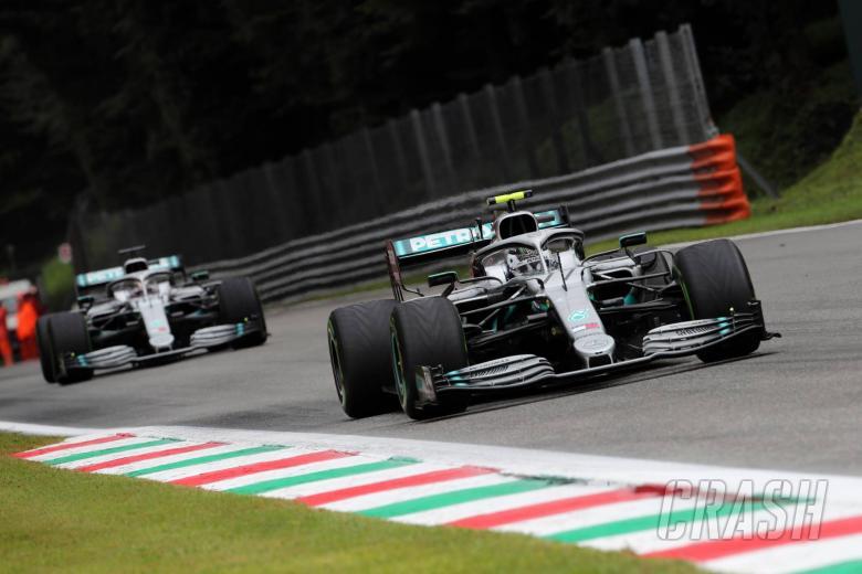 """Bottas: Mercedes membutuhkan """"derek yang sempurna"""" untuk pukulan tiang Monza"""