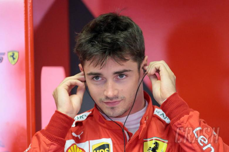 Leclerc quickest, Hamilton close in Italian GP FP2