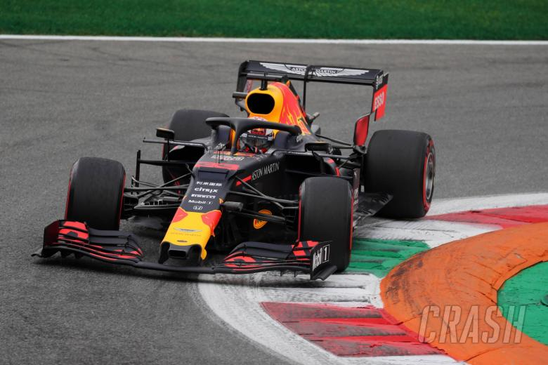Verstappen: New Honda engine a 'good step forward'