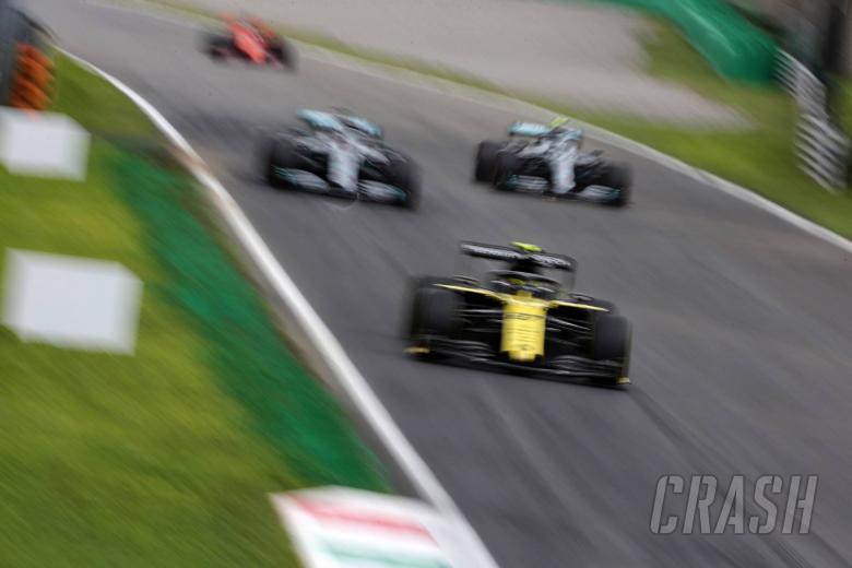 Hulkenberg to see FIA Stewards with Italian GP Q3 under investigation